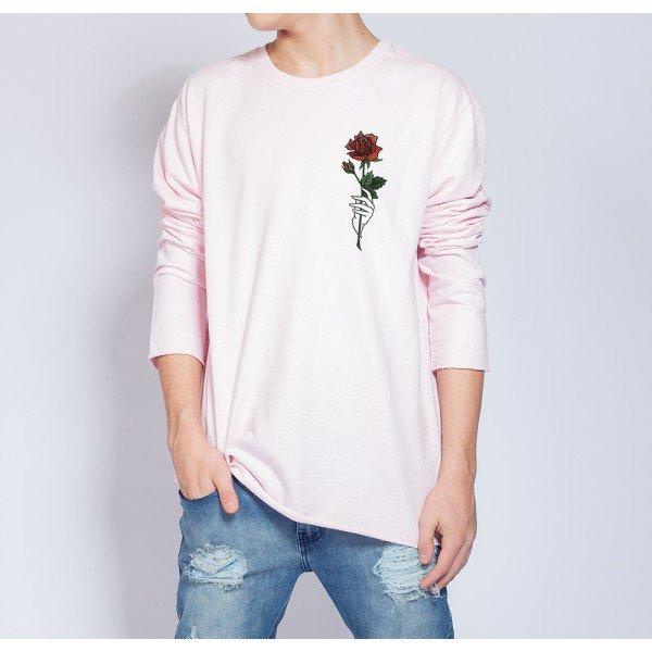trago esta rosa 1