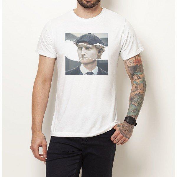Camiseta Statue Gangsta - Shop77