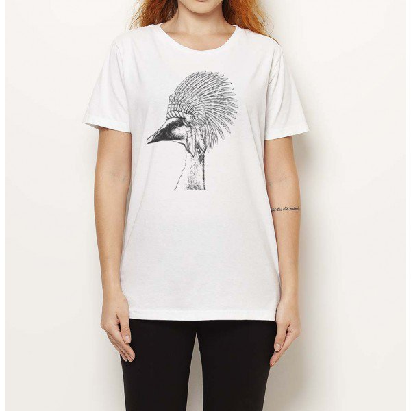 avestruz tribal
