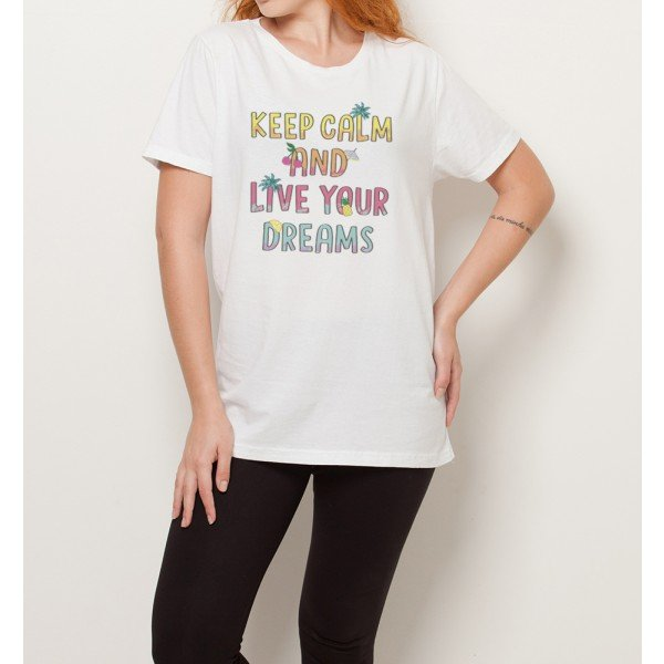 keep calm and live your dreams 01